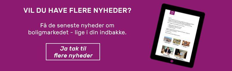 Tilmeld Aarhus Mæglernes nyhedsbrev