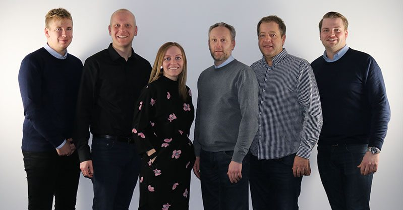 team Aarhus Mæglerne