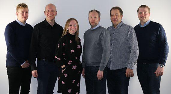 Aarhus Mæglerne team